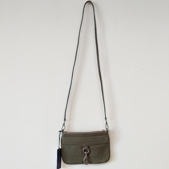 Rebecca Minkoff Skinny Mac with Strap Cross-Body Bag